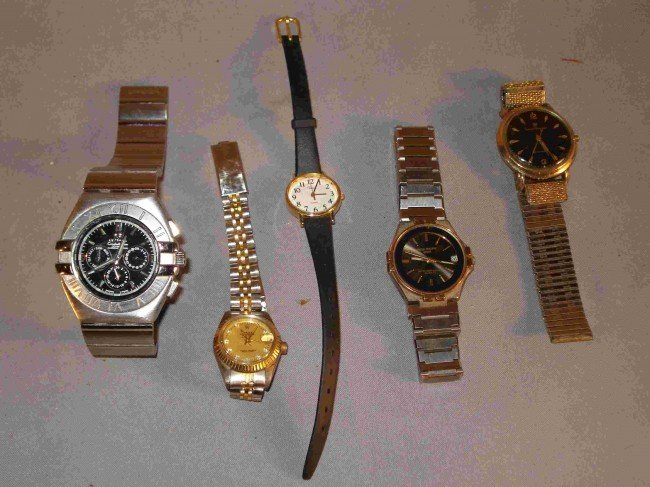 144: Assorted Watches