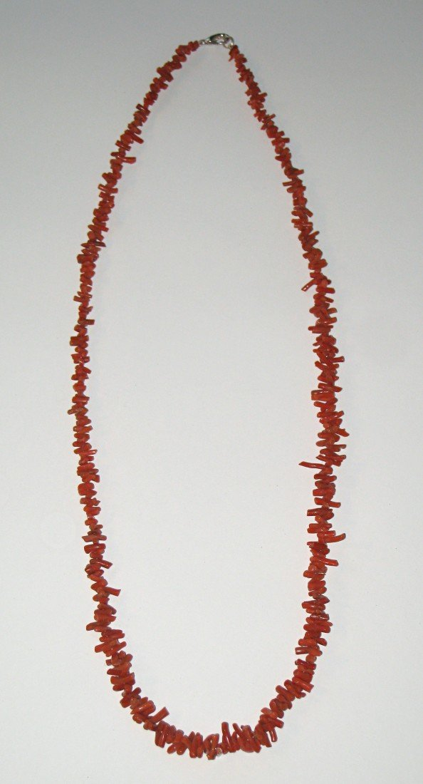 2: Coral Necklace