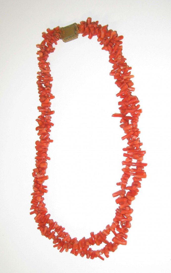 6: Coral Necklace