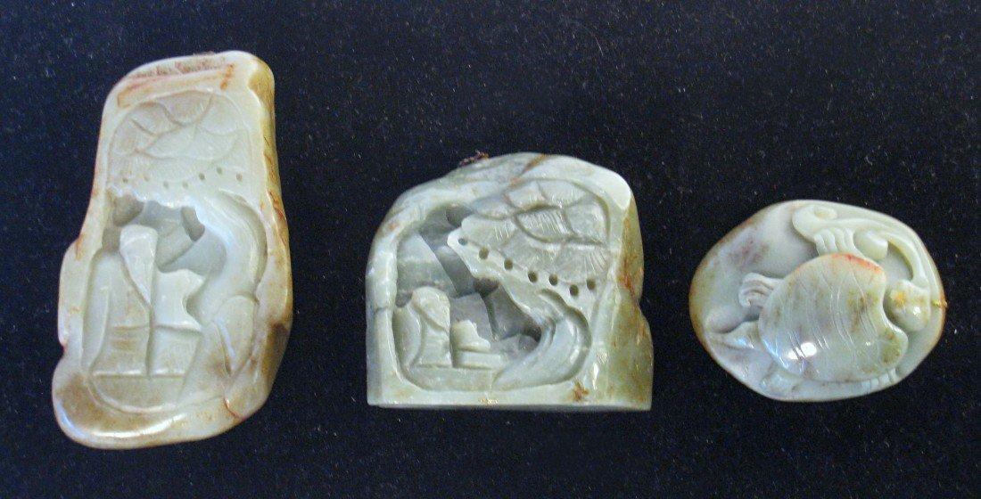 22: Jade Carvings