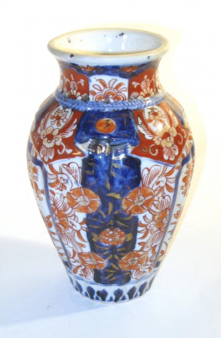 70: Pair Of Imari Vases - 2