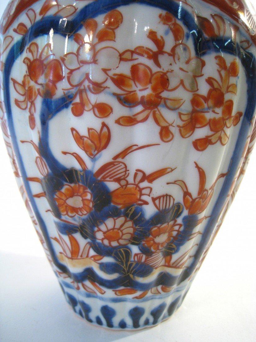 70: Pair Of Imari Vases - 3