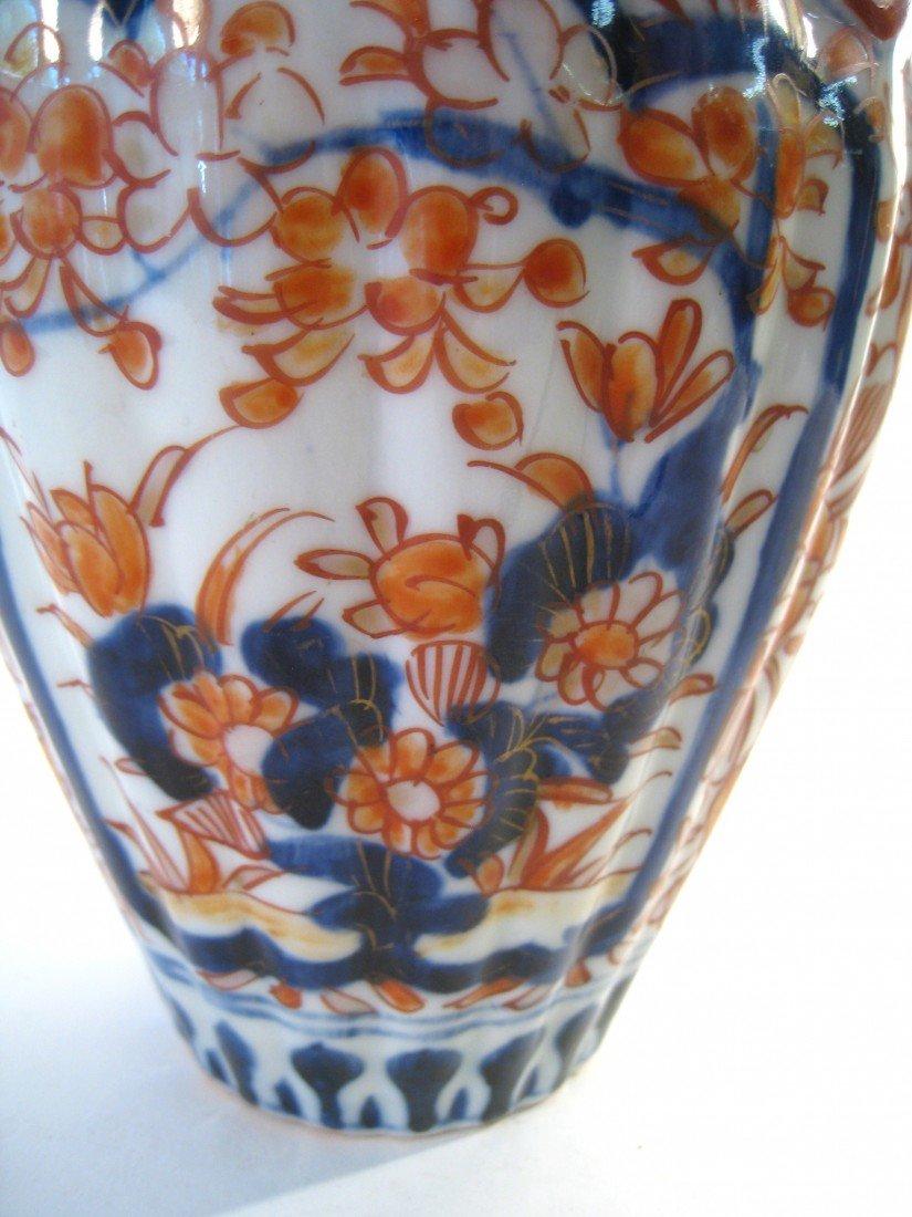 70: Pair Of Imari Vases - 5