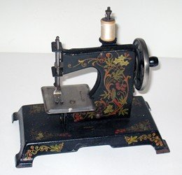 249: Miniature Sewing Machine