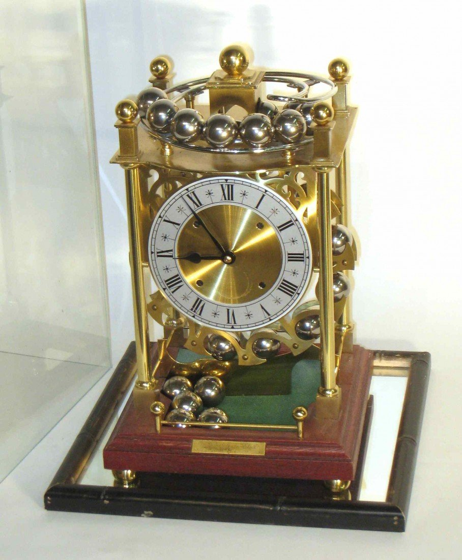 """411: Rolling Ball Clock, The """"Perpetum"""""""