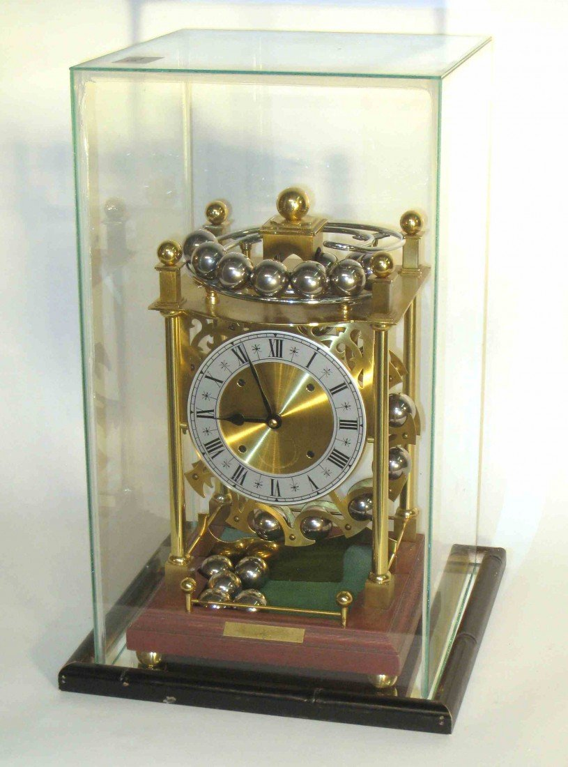 """411: Rolling Ball Clock, The """"Perpetum"""" - 2"""