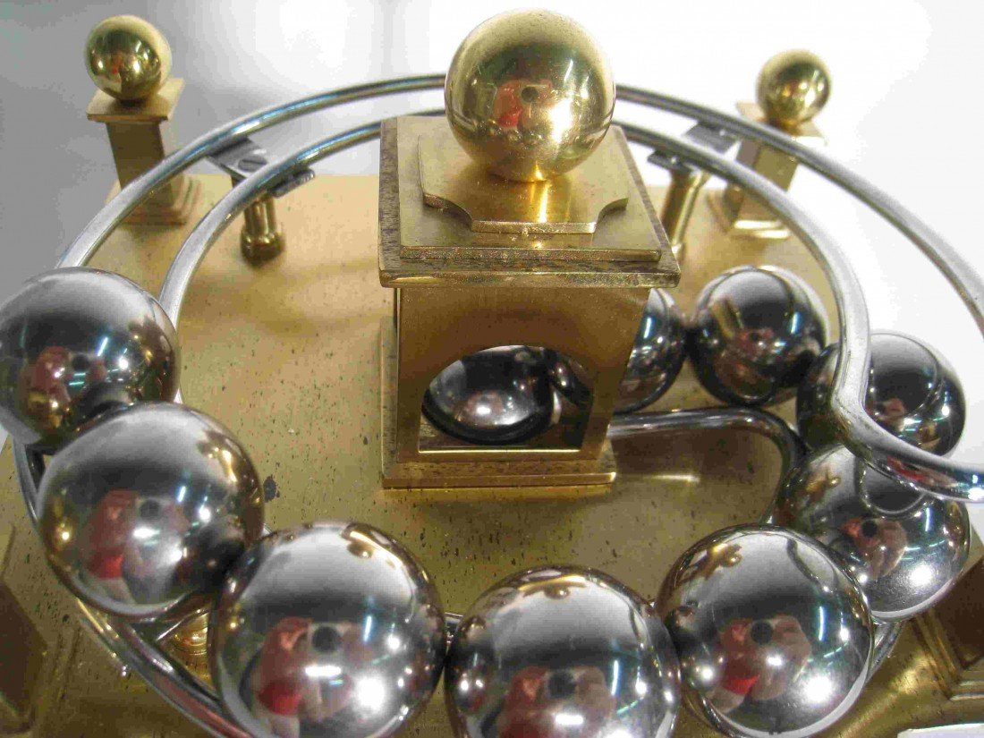 """411: Rolling Ball Clock, The """"Perpetum"""" - 7"""
