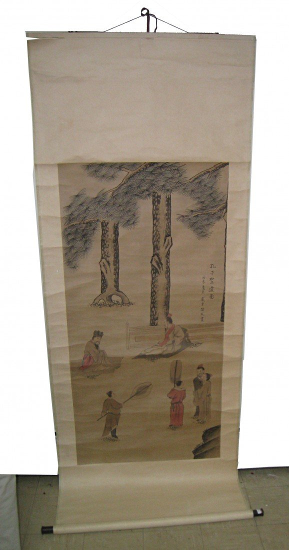 17: Larger Chinese Paper Scroll