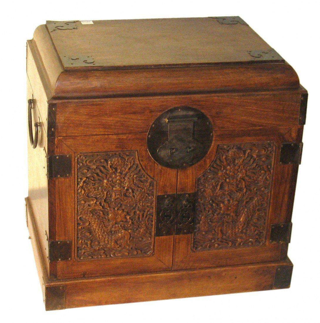 150: Huang Hua Li Jewelry Box