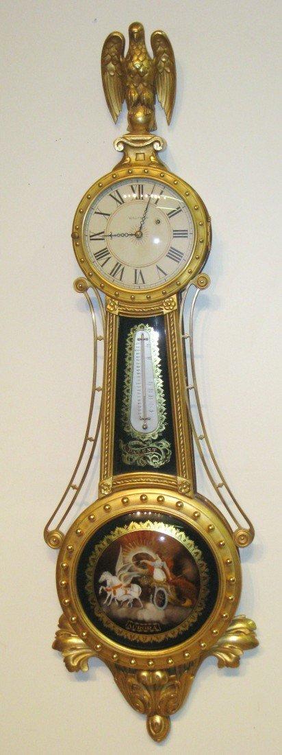 356: Waltham Girandole Timepiece Serial # 1