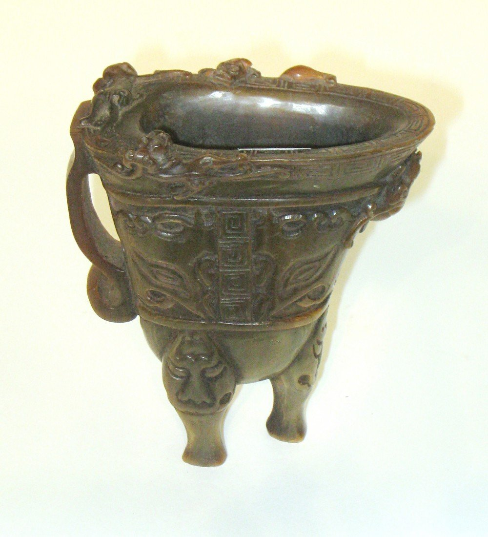 7: Horn Cup