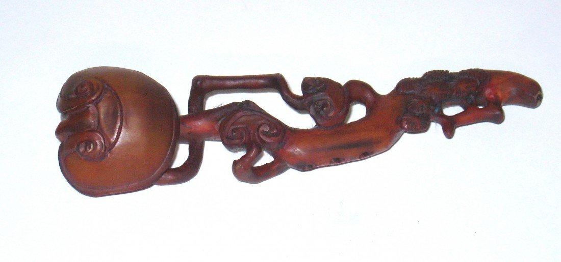 15: Carved Horn Item