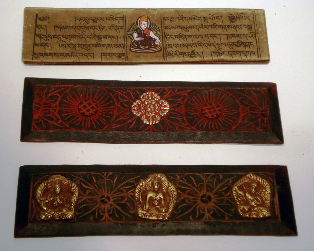 22: Buddhist Manuscript