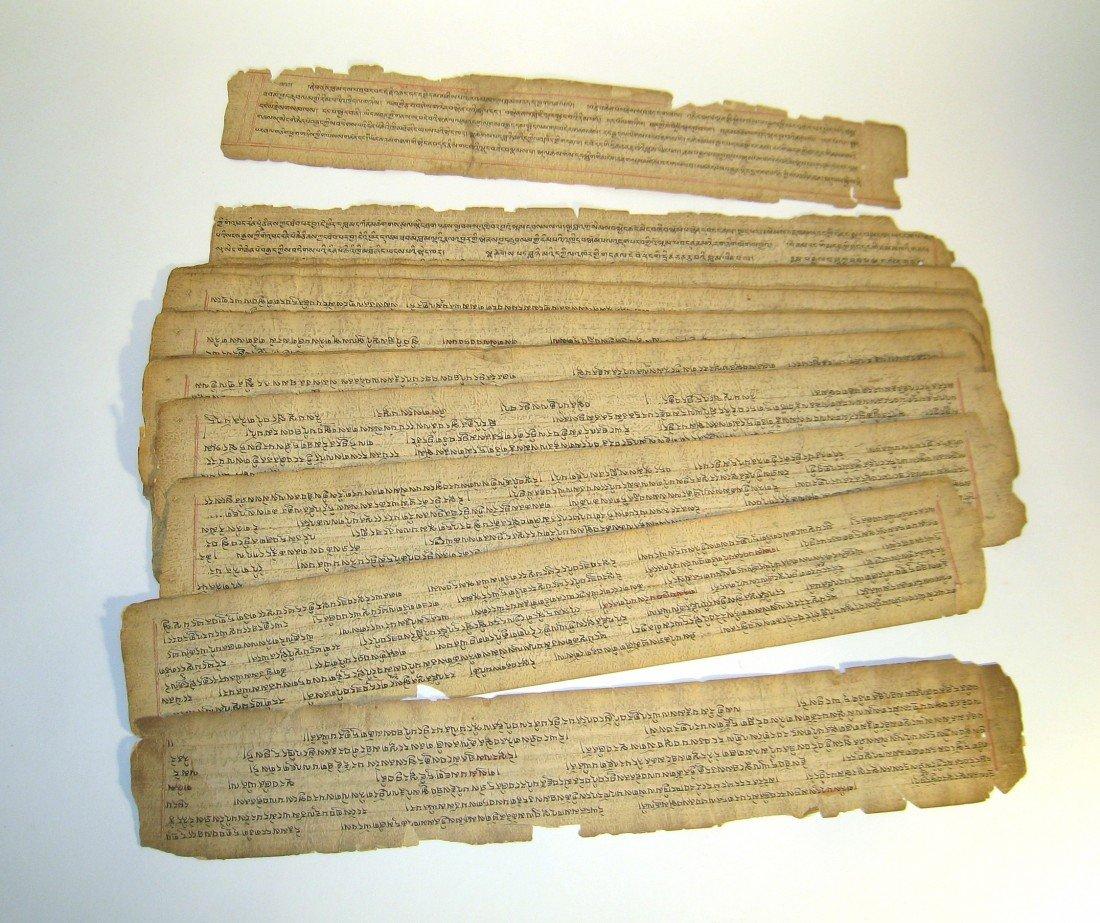 24: Scrolls: Buddhist Book