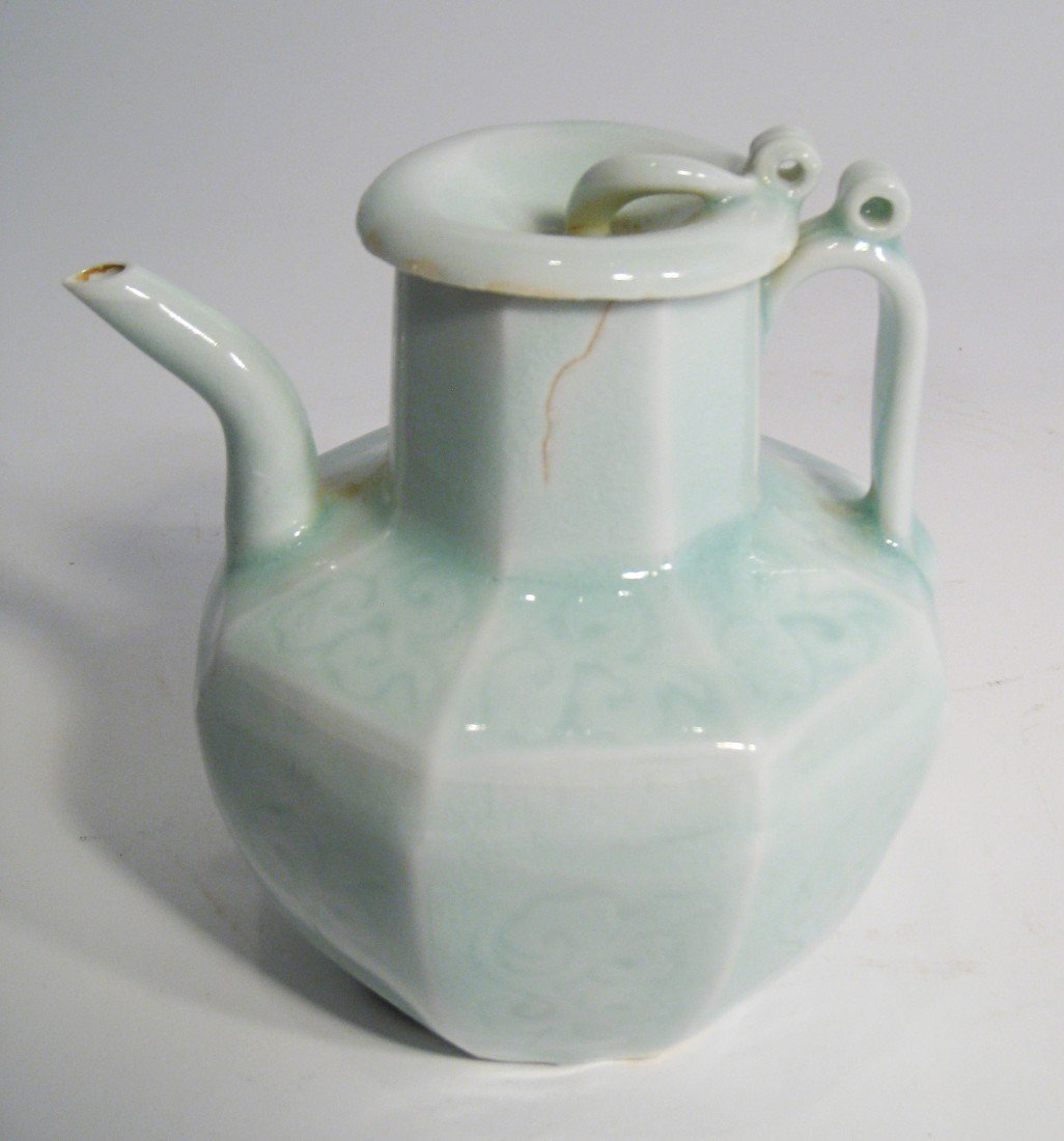 168: Song Dynasty Lidded Tea Pot
