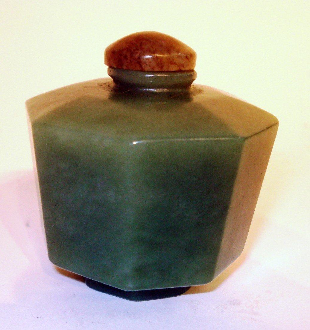 186: Jade Snuff Bottle