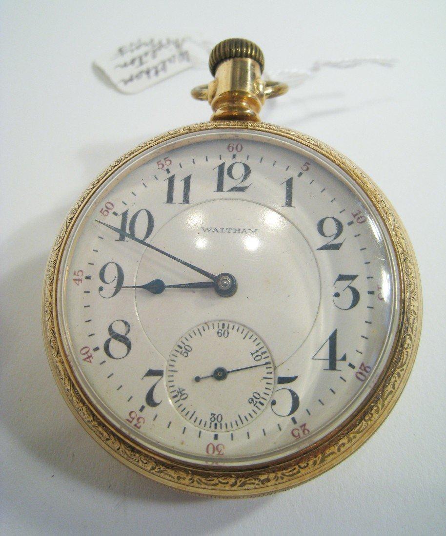 322: Appleton Tracy Co, Waltham Watch