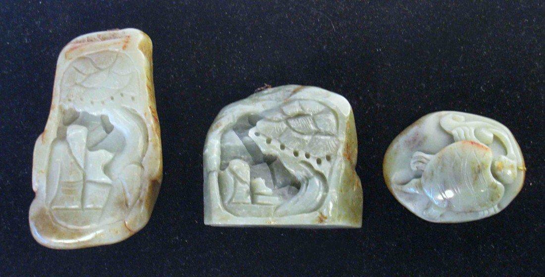 194A: Jade Carvings