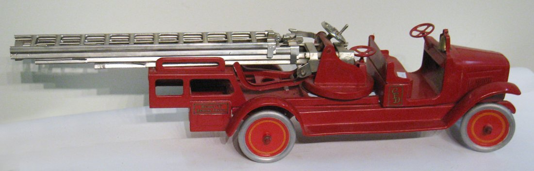 1: Toy Fire Truck