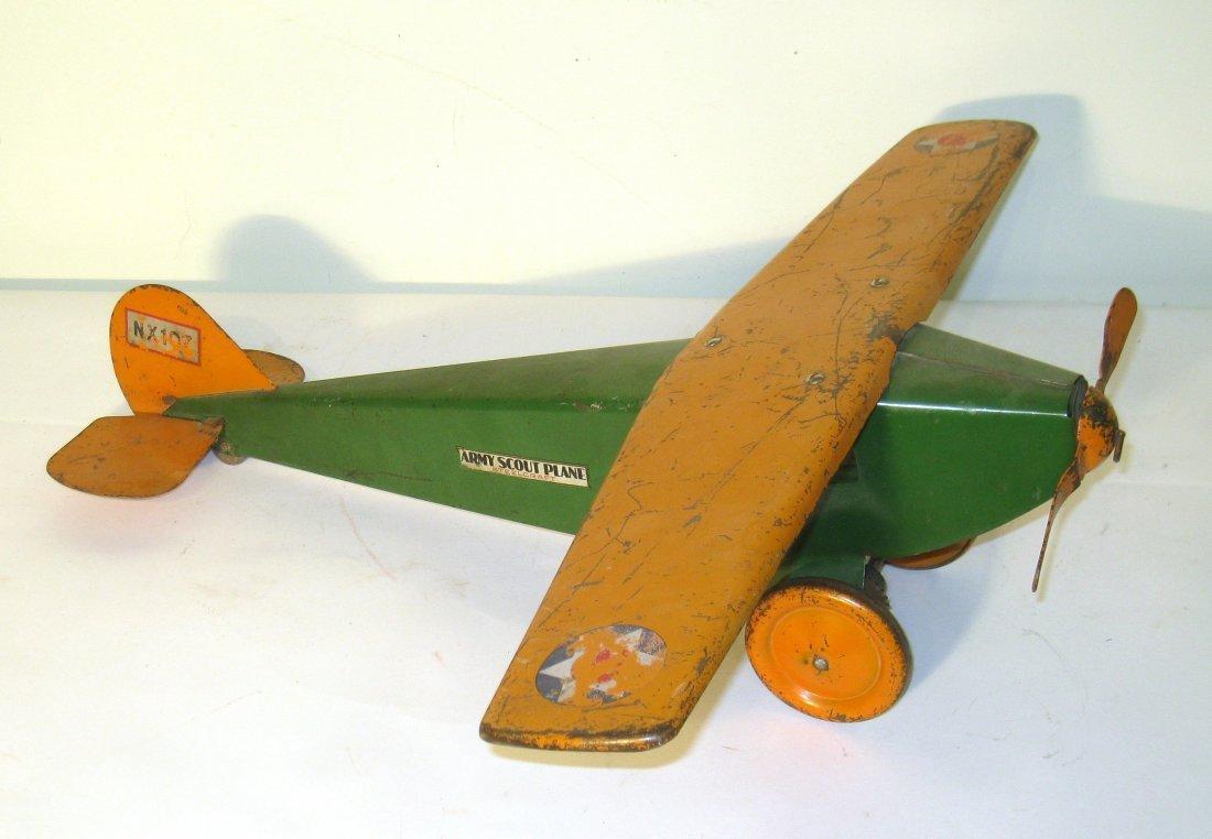 """4: Model """"Army Scout Plane"""""""