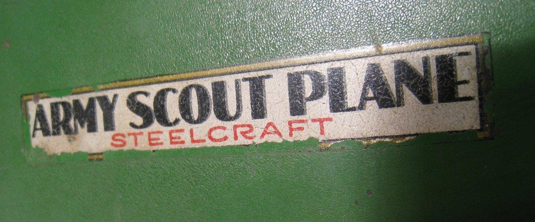 """4: Model """"Army Scout Plane""""  - 2"""