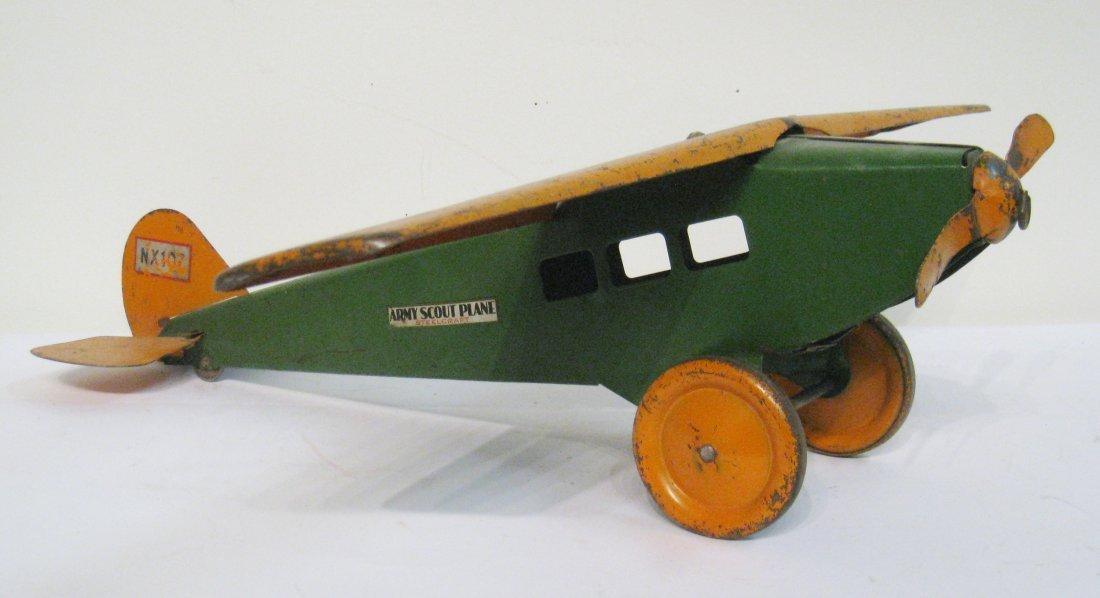 """4: Model """"Army Scout Plane""""  - 3"""