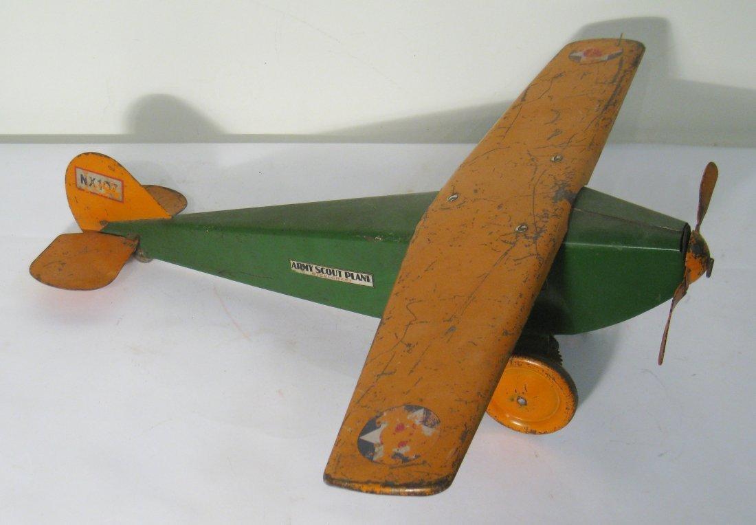 """4: Model """"Army Scout Plane""""  - 4"""