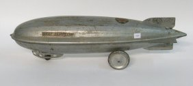 A Model Graf Zeppalin Pull Toy.