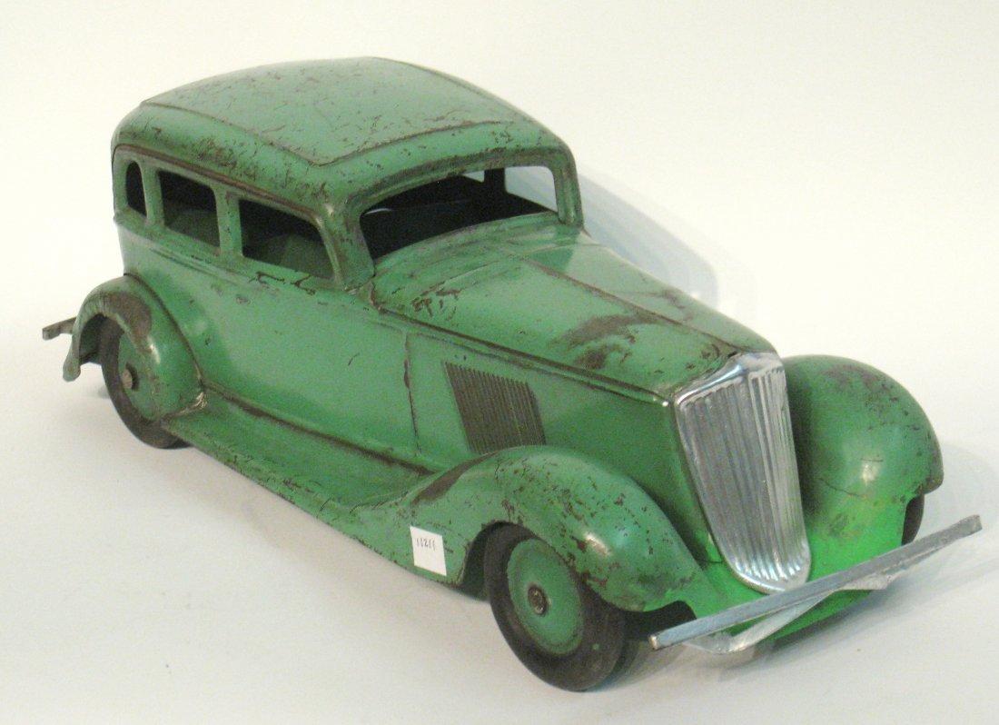 78: Toy Metal Early 20th Century Sedan