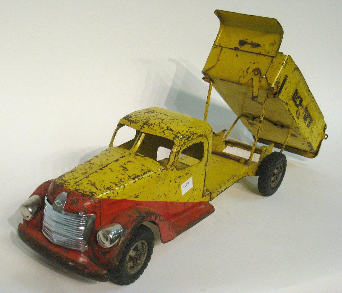 """81: Toy Dump Truck, """"Farm Supplies"""""""