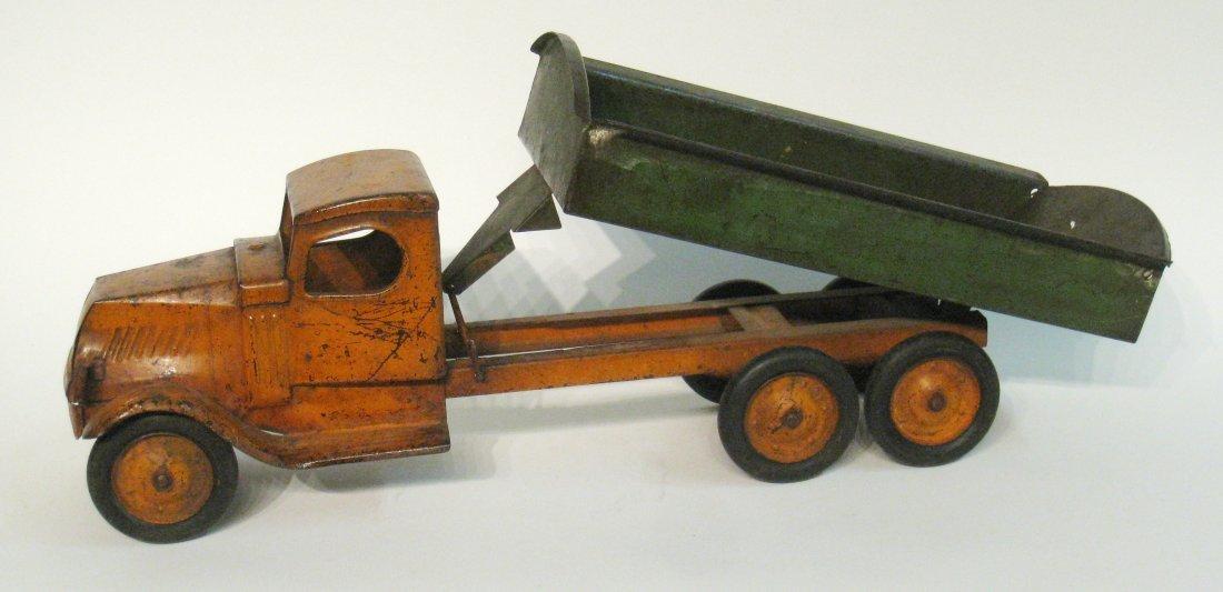 82: Toy Dump Truck