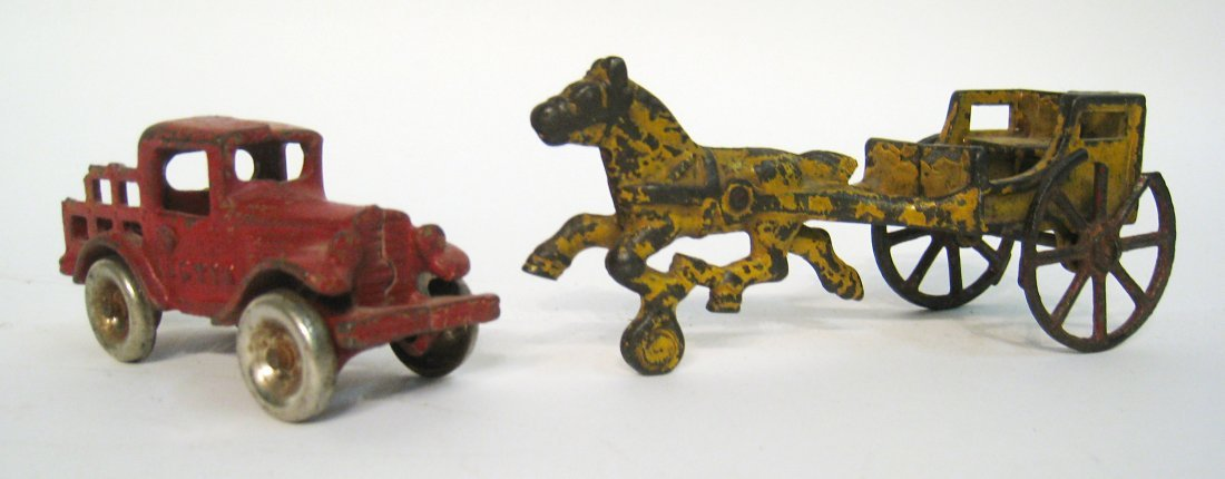 83: Two Early 20th Century Toys.