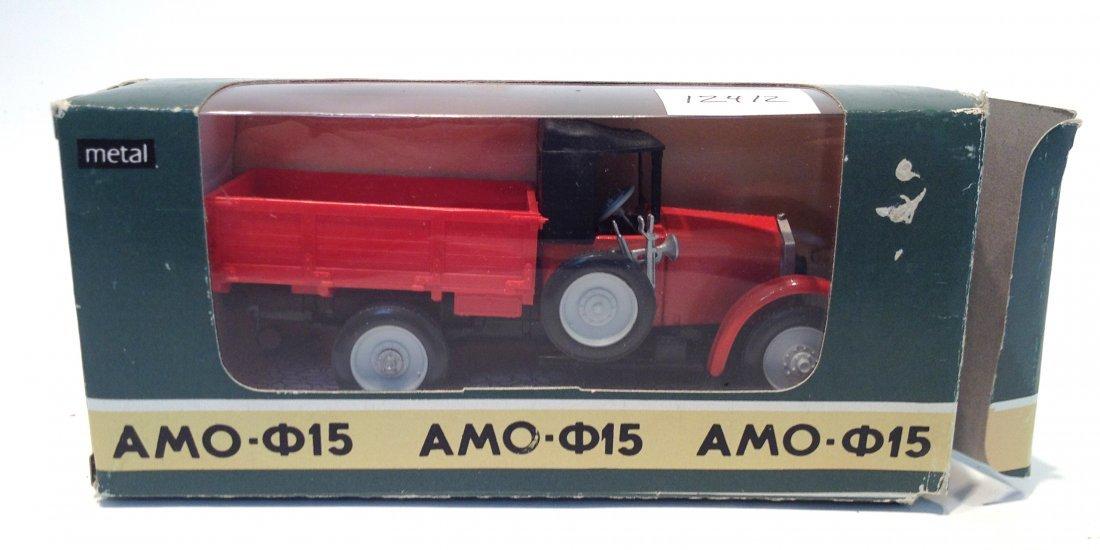 90: Soviet Toy Truck