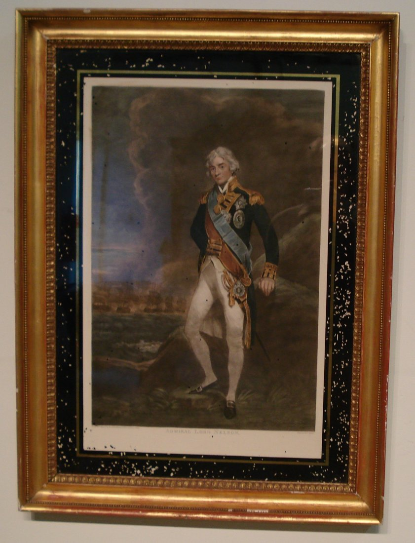 Admiral Lord Nelson After I. Hoppner