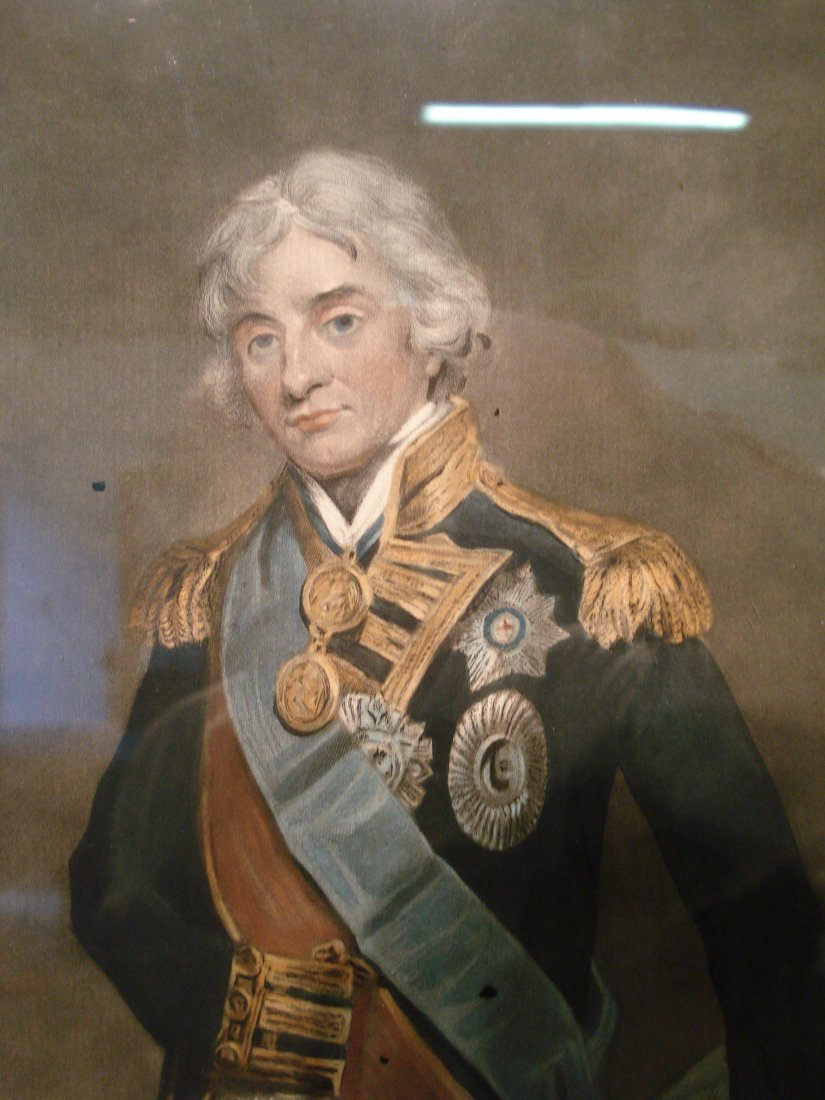 Admiral Lord Nelson After I. Hoppner - 2