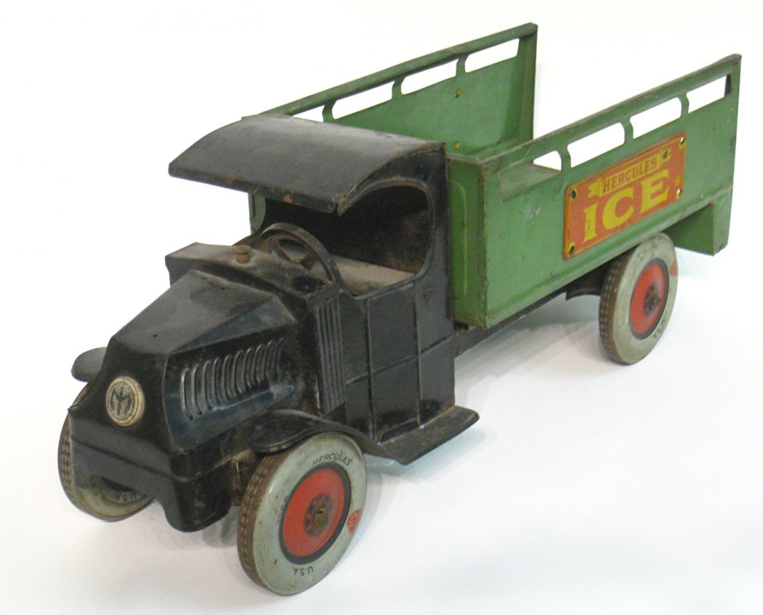Hercules Ice Delivery Toy Truck