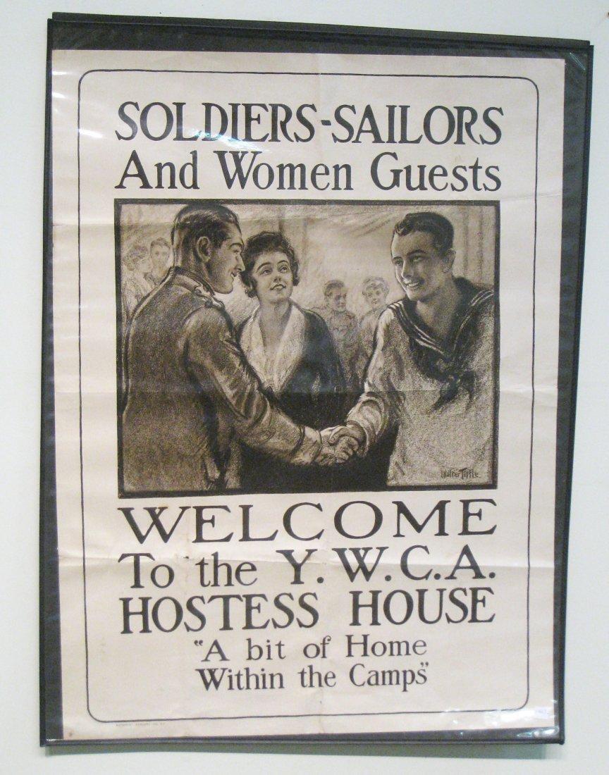 YWCA WWII Poster