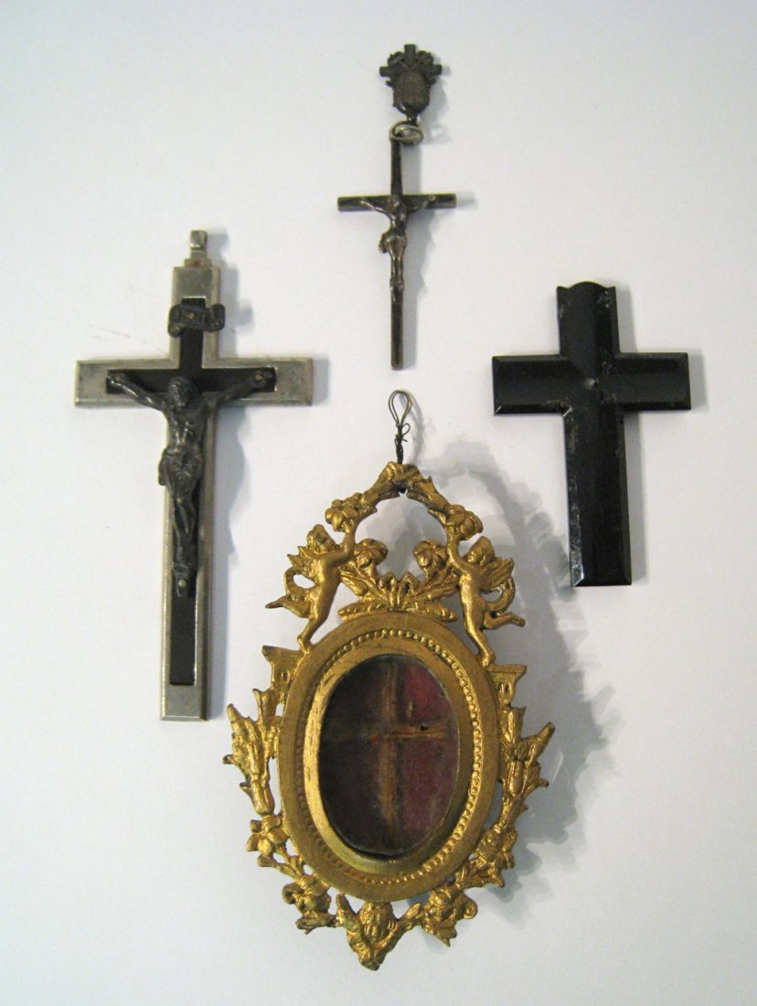 Four Crucifixes