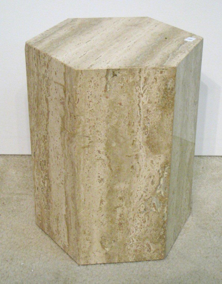 "Display Plinth, 18 1/2"" X 15"""
