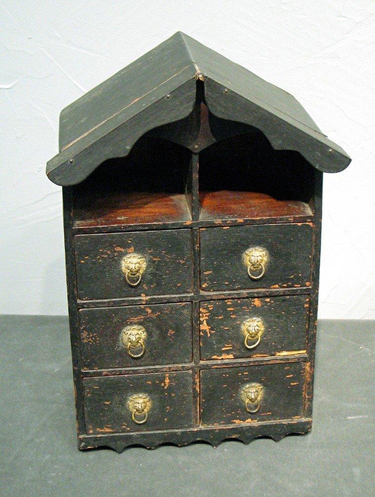 Six Drawer Spice Box