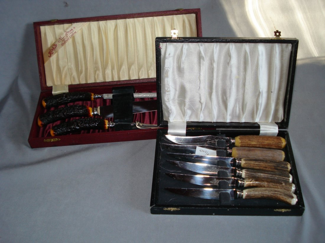Two Knife Sets