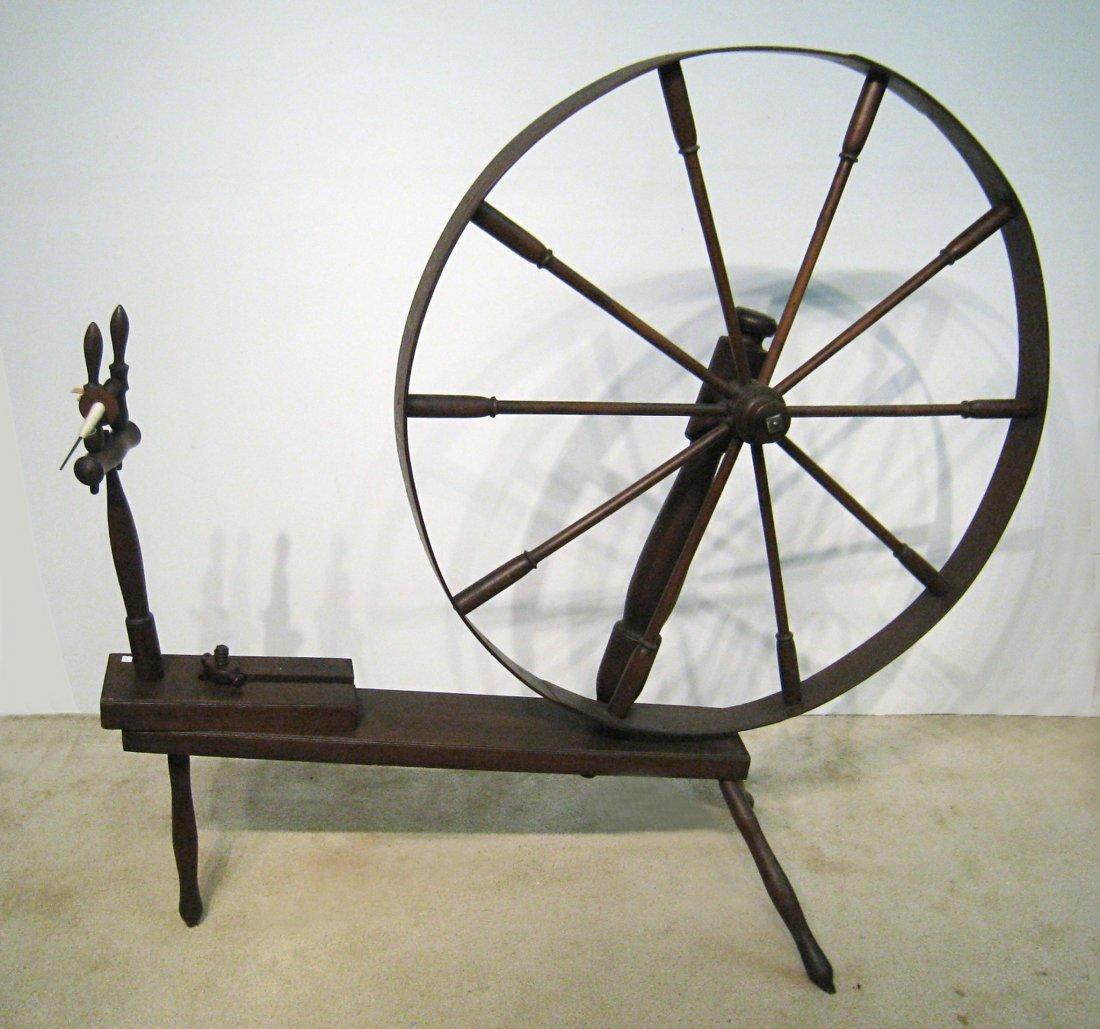 Larger Spinning Wheel, Or Spinner