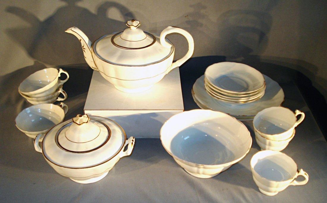 19th Century Tea Set