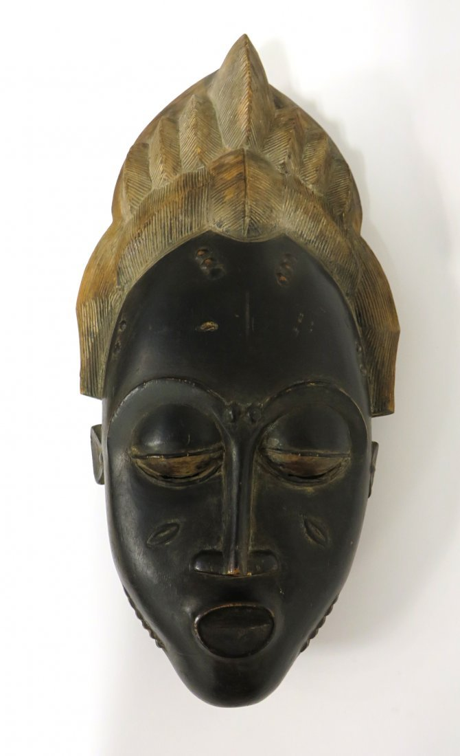 African Dance Mask