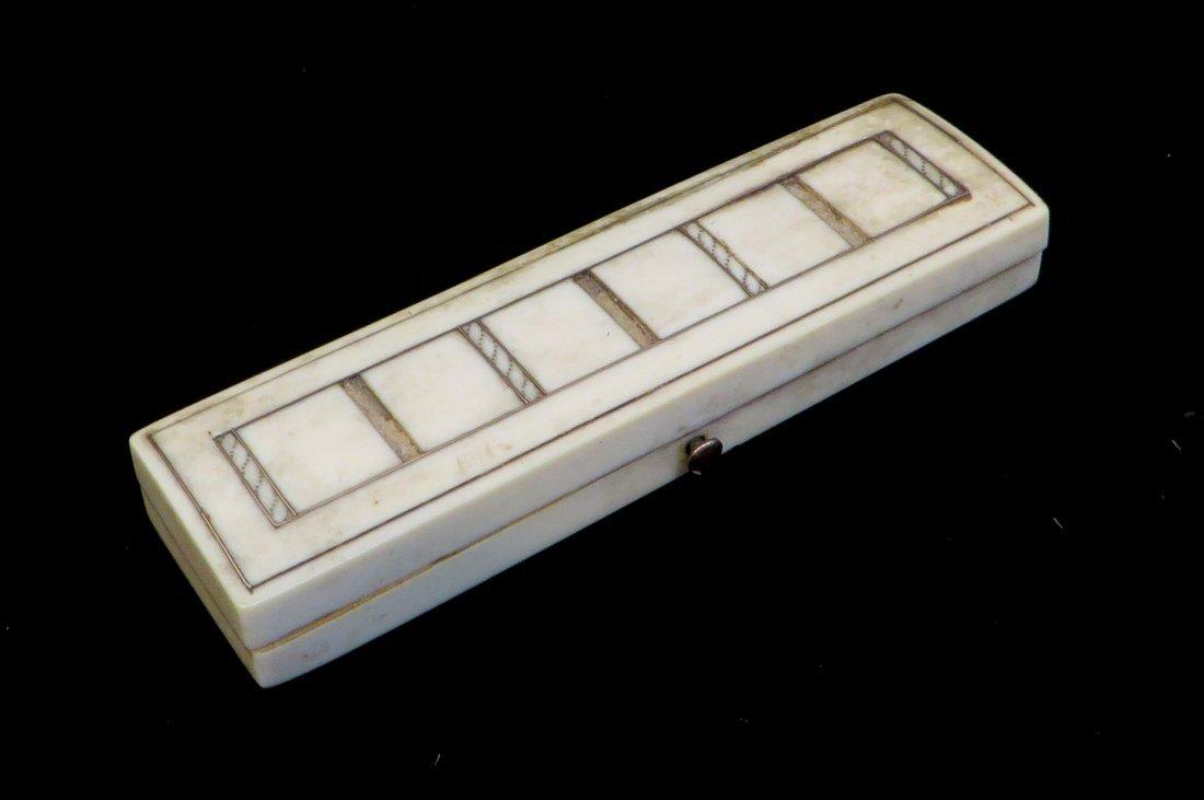 Antique Ivory Toothpick - 2