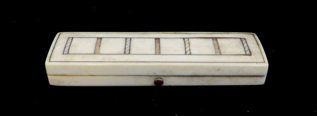Antique Ivory Toothpick - 4