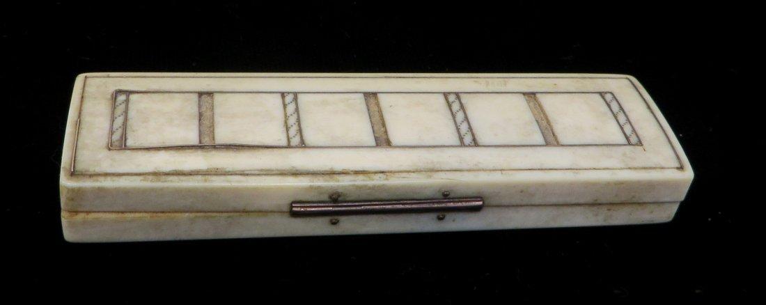Antique Ivory Toothpick - 5