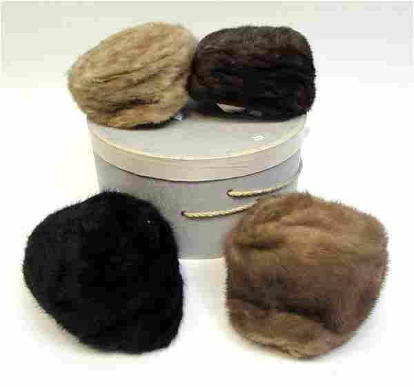 Ladies' Fashion Fur Hats.