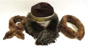 Vintage Fur Hats