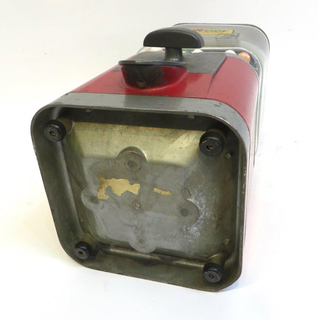 Vintage Acorn Vendor Gumball Machine By Oak Mfg/Co - 9